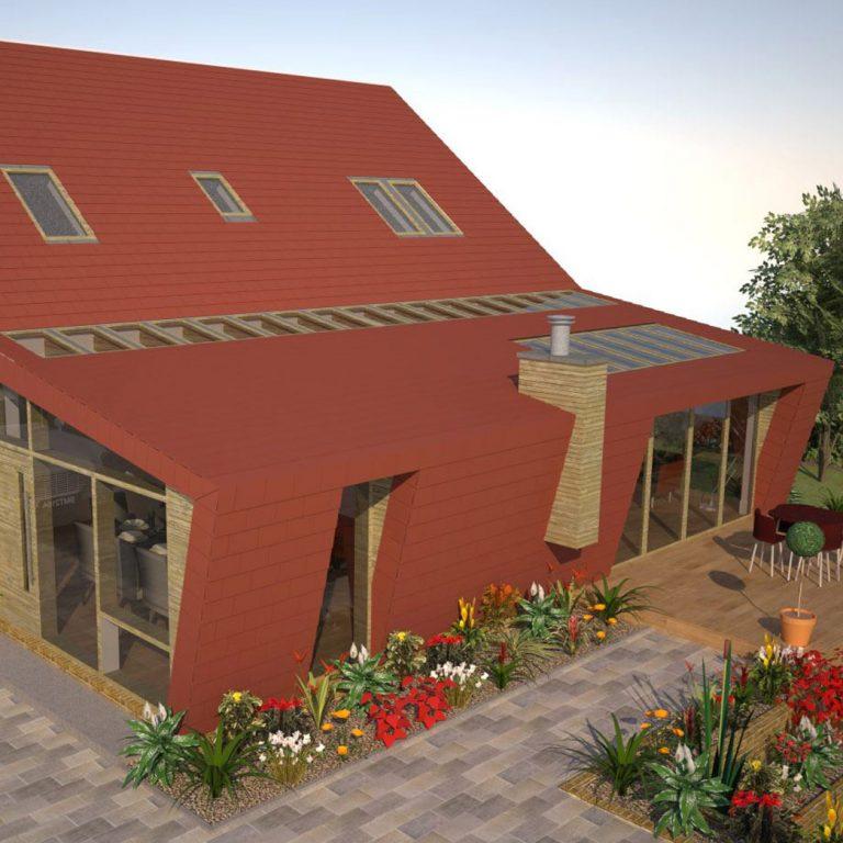 Roof House, Lanark